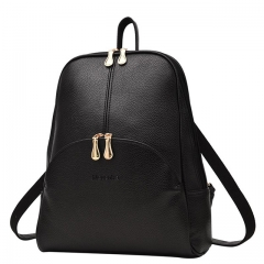 Women Backpack Leather Backpacks Softback Bags Brand Name Bag Preppy Style Bag Casual Backpacks Teenagers Backpack Sac